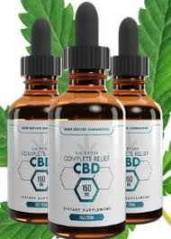 complete relief CBD oil,