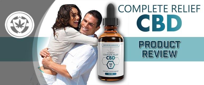 complete relief CBD Oil