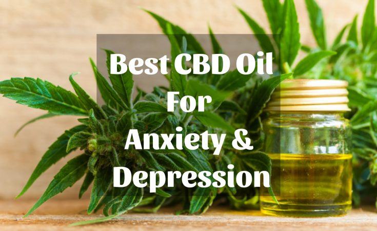 Best CBD Oil F0f Anxiety